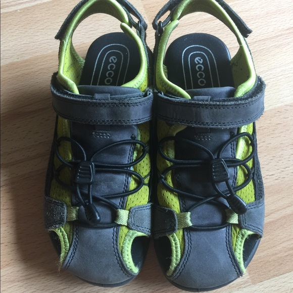 Ecco Shoes | Ecco Boys Sandals Size Us